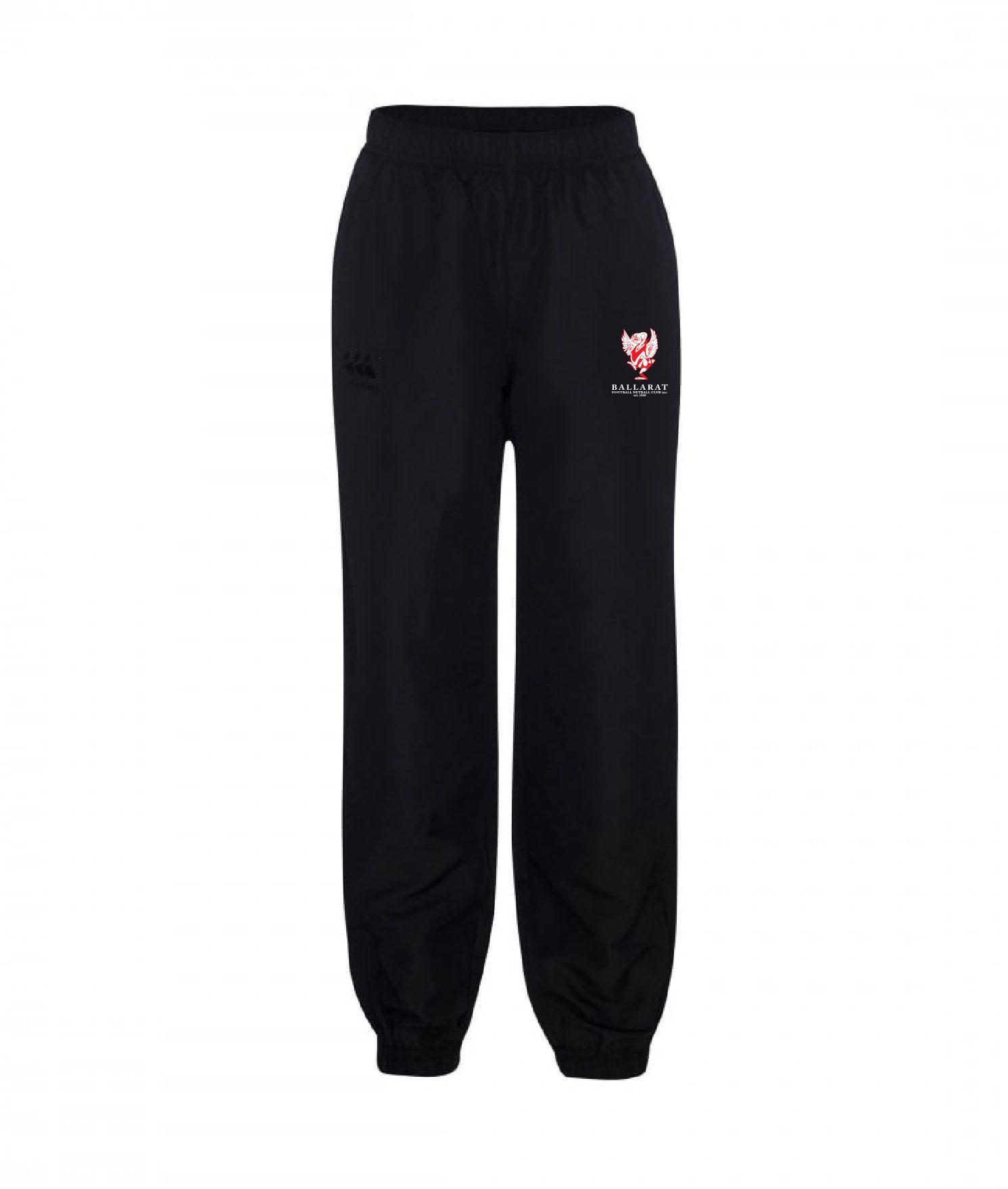16583702 Ballarat Football Netball Club » Kids Tracksuit Pants